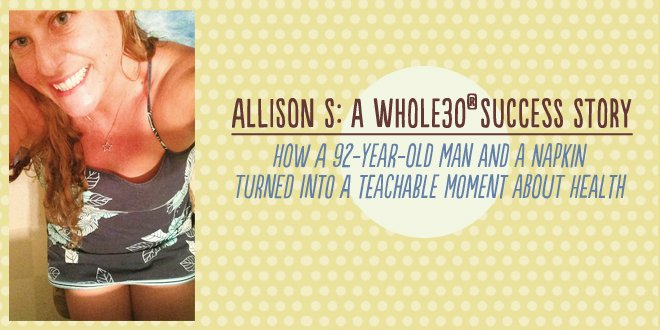 Allison S Success Story Header