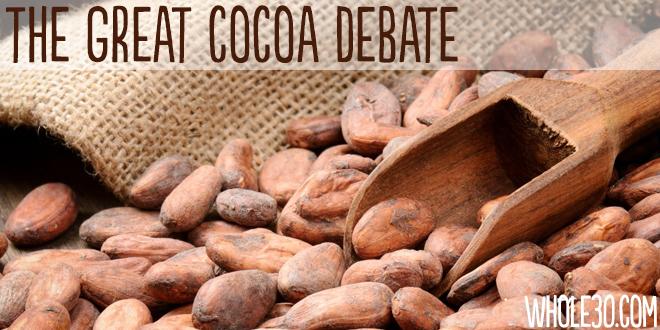 cocoa-debate