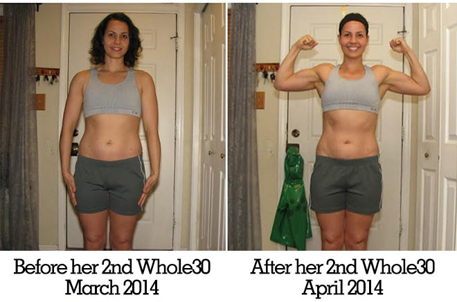 Weight loss success stories whole30