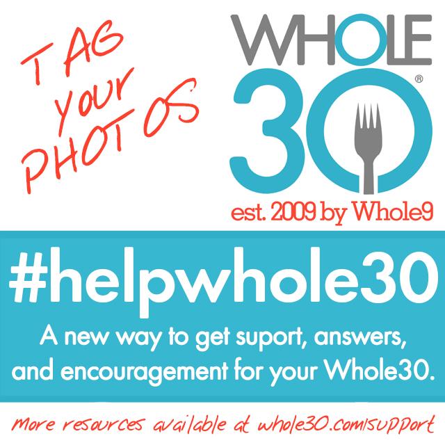 Help Whole30