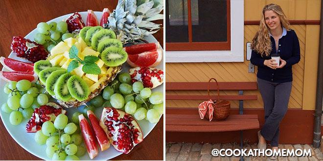F Fruit Platter