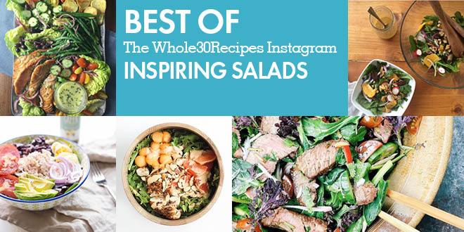 Inspiring Salads Header
