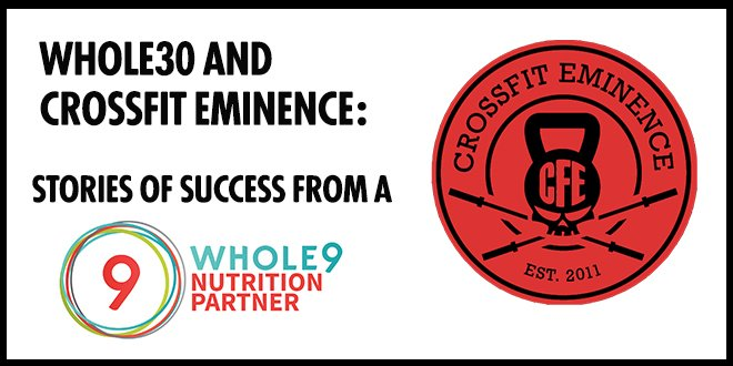 Whole30 and Crossfit
