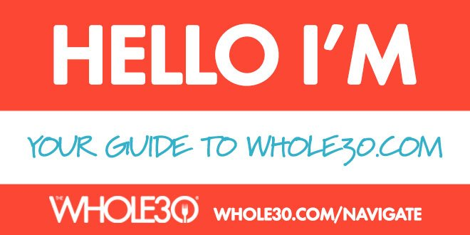 Your Guide to Whole30.com