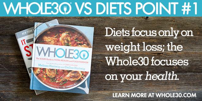 Diets vs. Whole30