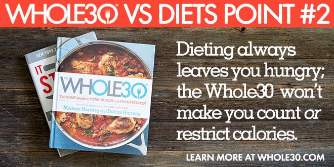 Diets vs Whole30