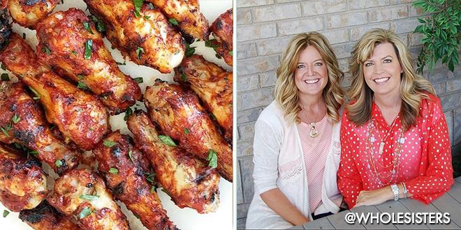 Savory Chicken Drummettes Recipe — Dishmaps