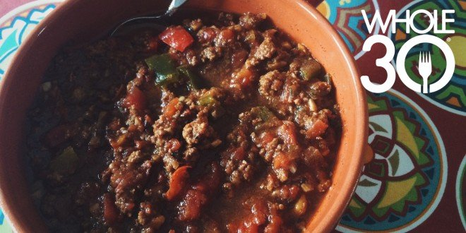 Blog Ready whole30 chilli