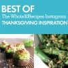 Best of Whole30 Recipes: Thanksgiving Inspiration