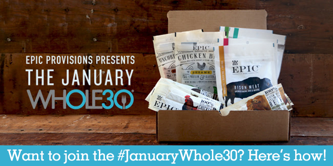epic whole30 header