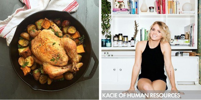 Roasted Chicken Human Resouces