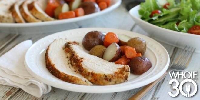 Rotisserie Chicken Image 2