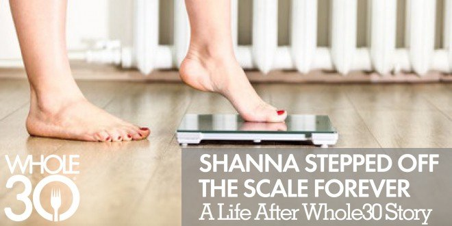 Stepping Off the Scale