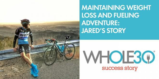 Jared Whole30 Story 3