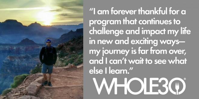 Jared Whole30 Story2