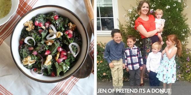 Salad from Jen