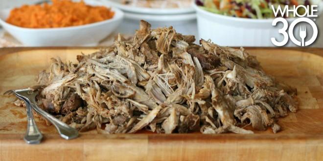 Slow Cooker Pulled Pork Image 2