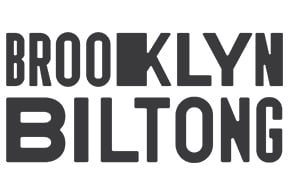 Brooklyn Biltong black logo