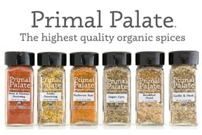 Primal Palate-The highest quality organic spices