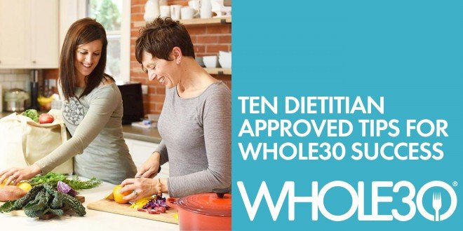 Whole30 Prep 101 Header