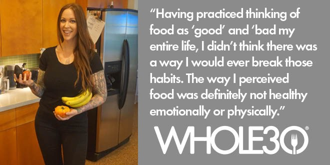 Christie Whole30 Story1