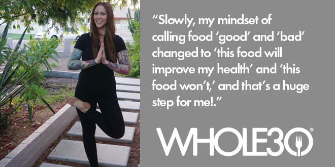 Christie Whole30 Story2