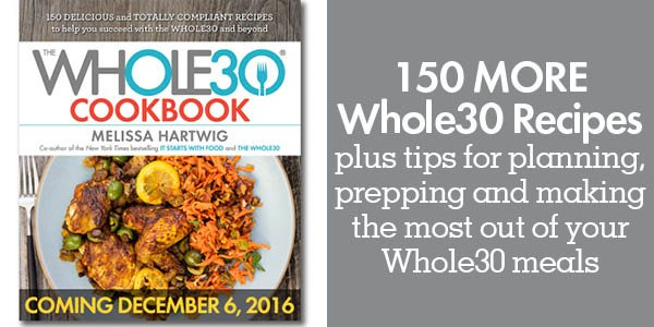 Whole30 Cookbook for MC