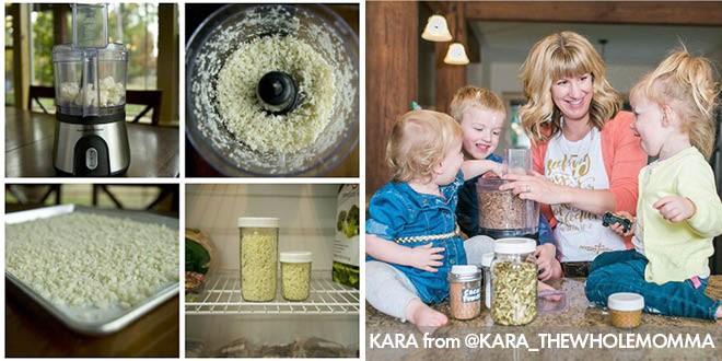 Kara from Kara The Whole Momma