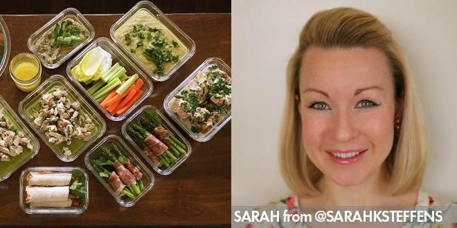 Sarah from Sarah K Steffens