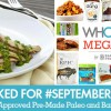 Stocked for #SeptemberWhole30 with Giveaways from Pre-Made Paleo and Barefoot Provisions