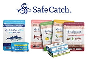 Safe Catch tuna and product assortment