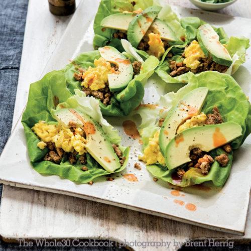 Scrambled Egg Tacos 2