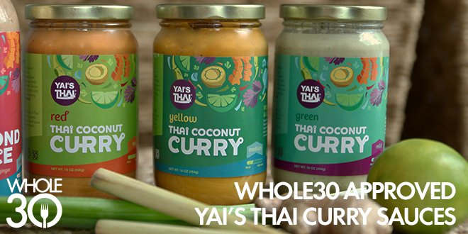 Yai's Thai Curry Header