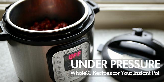 Under Pressure Header 4