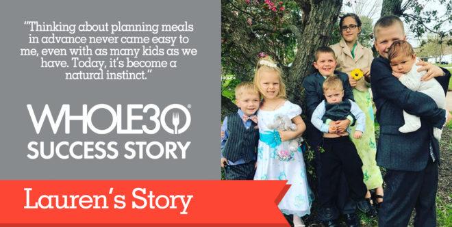 Laurens Story Header