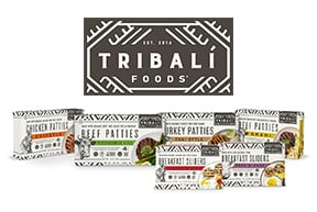 Tribal Foods advertisement