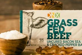 DNX Grass Fed Beef Bar