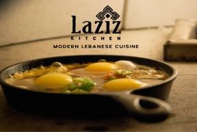 Laziz Kitchen| Modern Lebanese Kitchen
