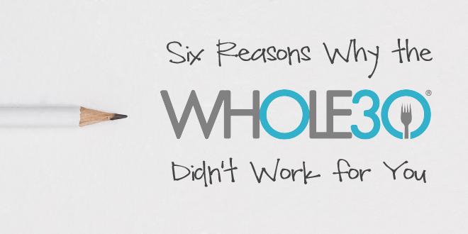 Six Reasons Why blog header 2