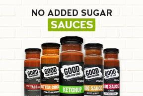 Good Food For Good Sauces (1)