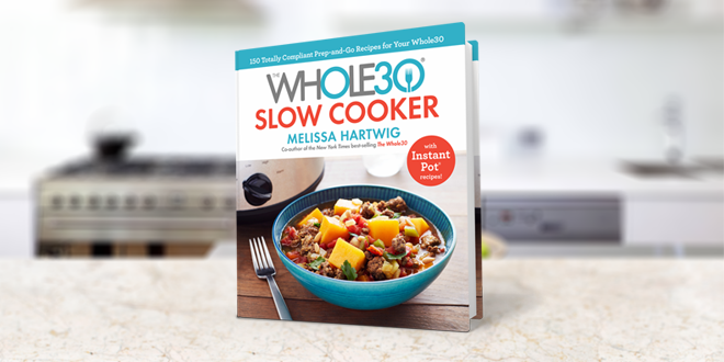 The Whole30 Slow Cooker book cover