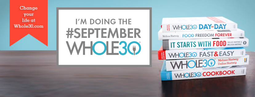 picture about Whole 30 Calendar Printable named Your One of a kind #SeptemberWhole30 Proportion Graphics and