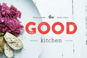 The Good Kitchen logo