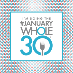 picture relating to Whole 30 Calendar Printable titled Your One of a kind #JanuaryWhole30 Proportion Graphics and Printable