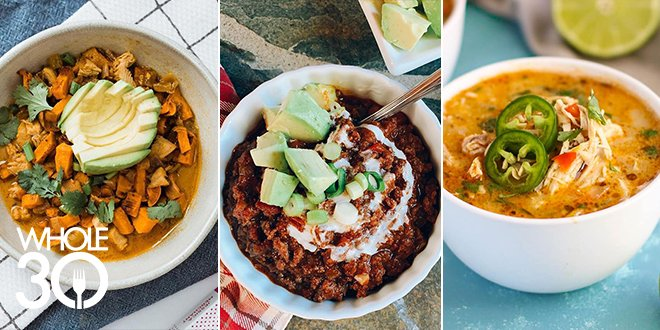 11 Of Our Favorite Whole30 Chili Recipes For National Chili Day