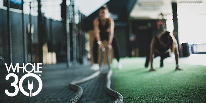 Whole30 Post Workout Pre Workout