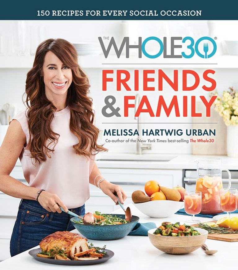 Whole30 Friends & Family Book