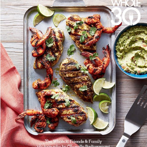 The Whole30 Friends & Family Chicken and Shrimp
