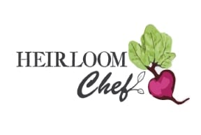 Heirloom Chef Logo