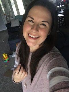 Ashley Hemphill selfie
